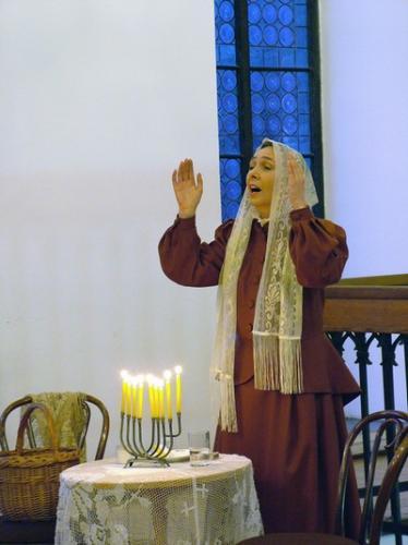 GRAJ, DLA NAS GRAJ wieczór pieśni żydowskich